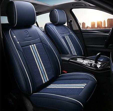 独特的设计款式增加立体的美感,高档大气通用汽车坐垫