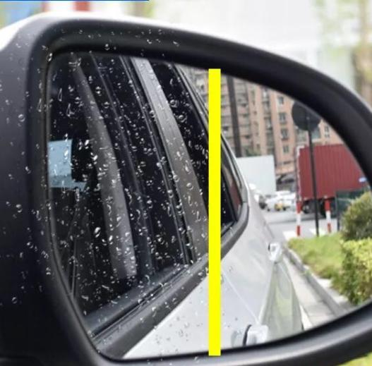 倒车镜后视镜防雾剂 汽车玻璃防雨剂拒绝再下雨天对您的行车造成隐患