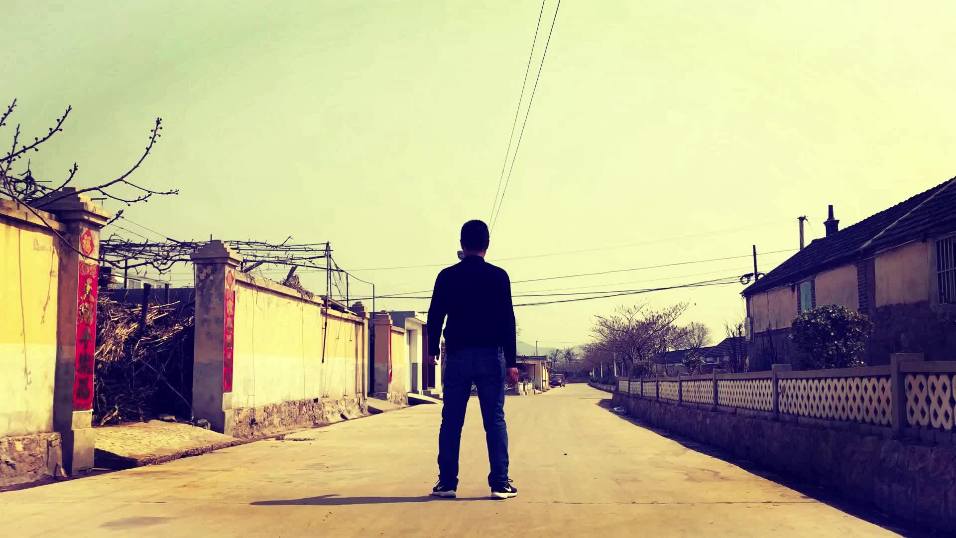 离开北京回到农村的第194天,我已经习惯了安逸,习惯了贫穷