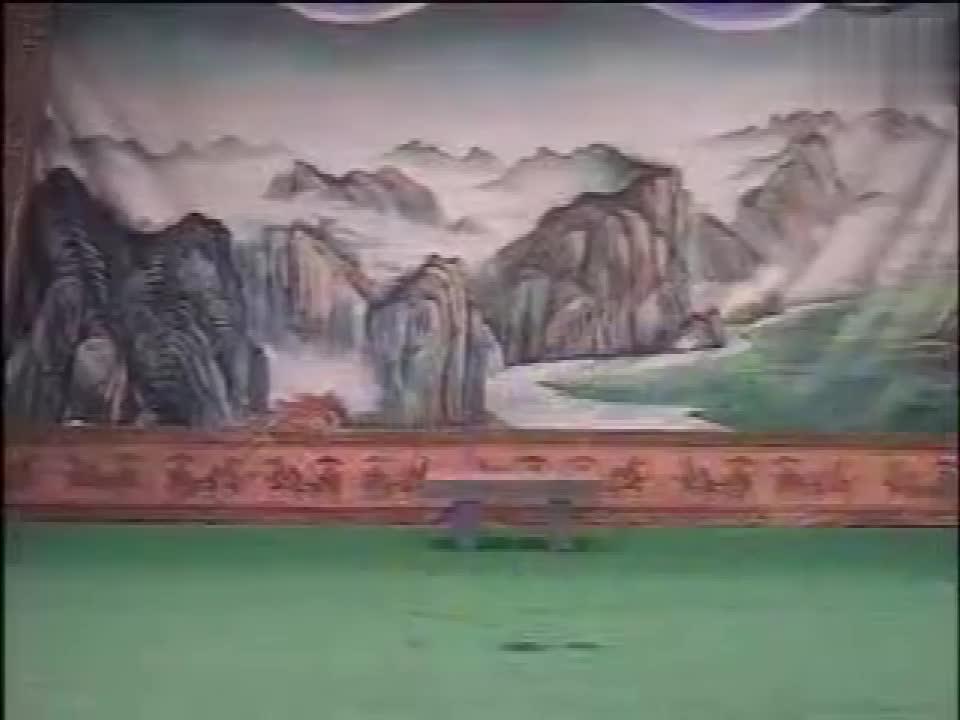 洪先礼《刘墉四下南京》私访一折,刘公案的这类唱段唱的就是好