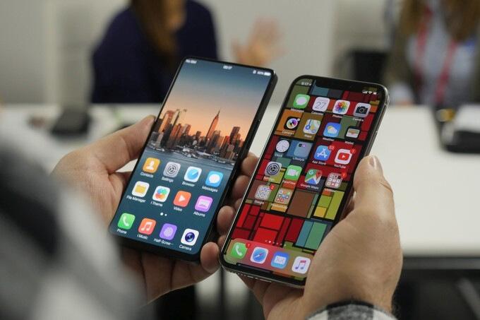 Q1国内智能手机出货量排行:这三家霸榜