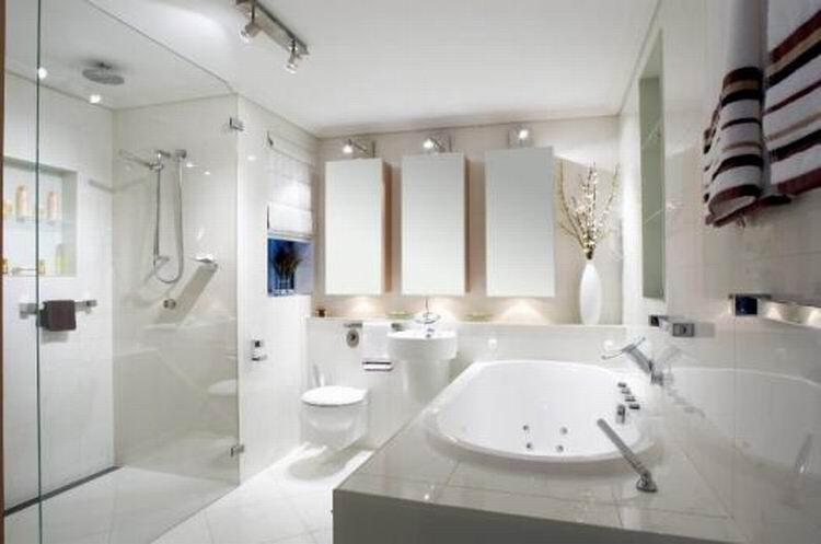 浴室家居布置?四季沐歌给你多种组合方案
