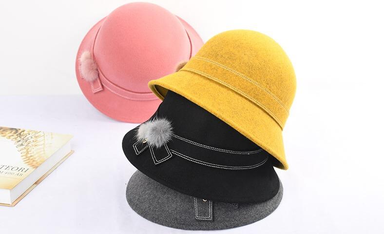 修饰脸型显脸小,这些帽子太神奇!