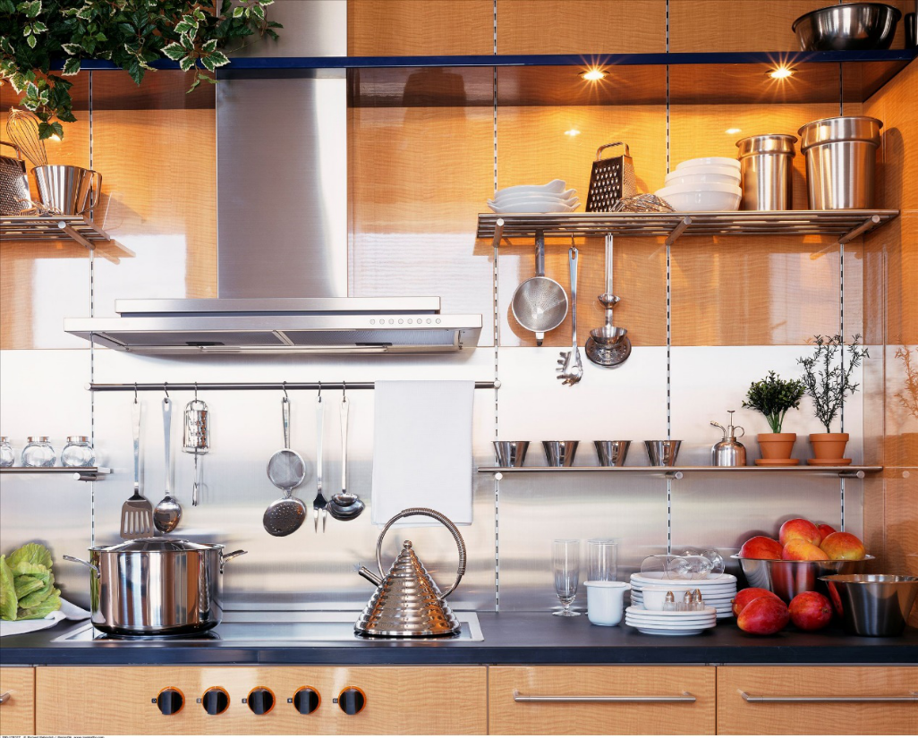 家庭厨房的秘密:我和网图差在哪里?