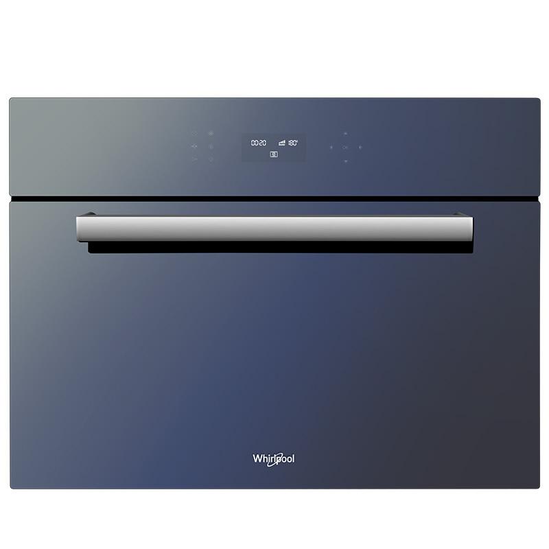 惠而浦 Whirlpool 58L 嵌入式蒸箱烤箱家用 大容量电蒸烤箱 蒸烤一体机嵌入式 G Pro优惠券