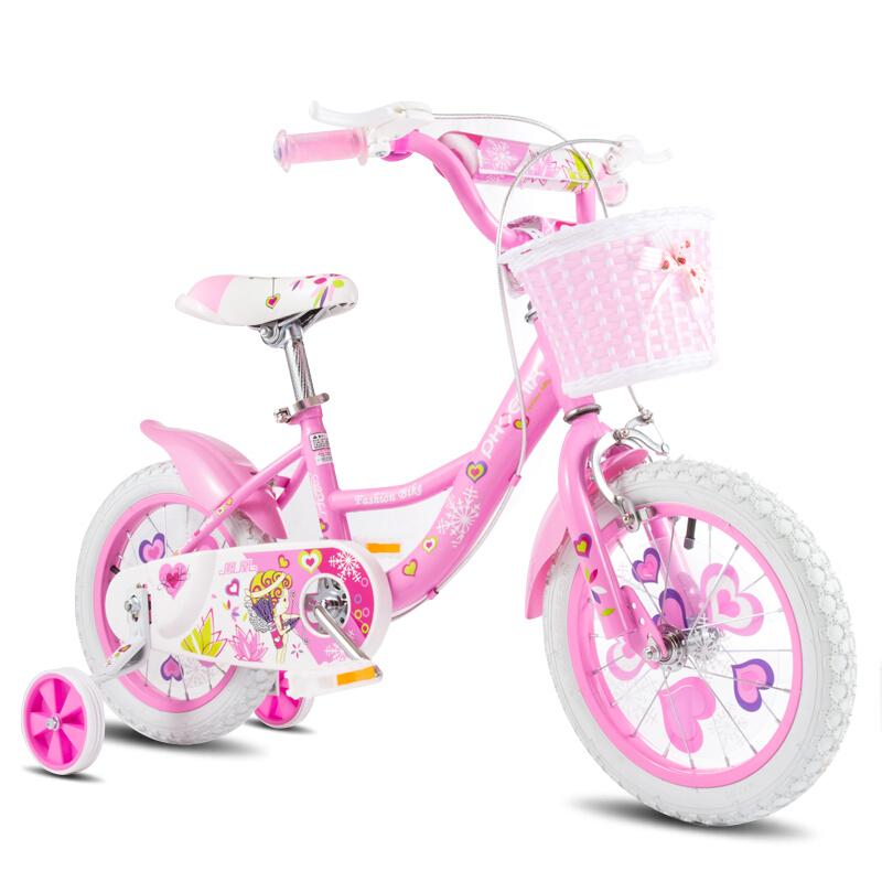 儿童自行车,让孩子去冒险,父母放心爱