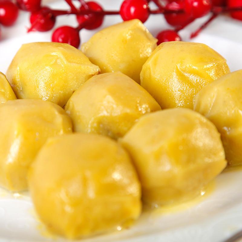 DHB 东北粘豆包芸豆馅大黄米三种口味360g