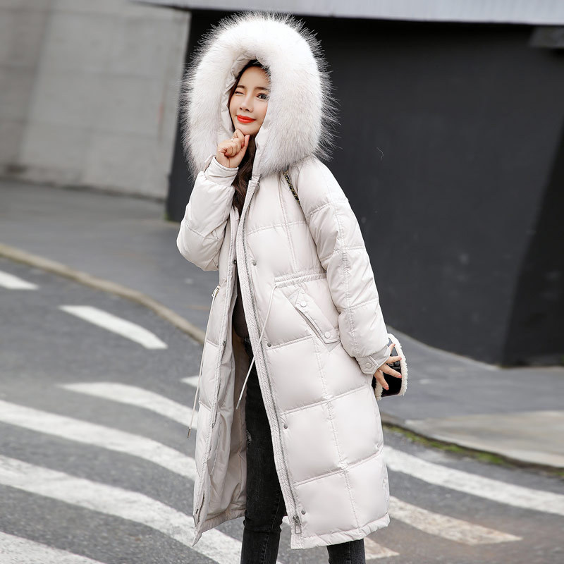 冬季羽绒服2021年新款女