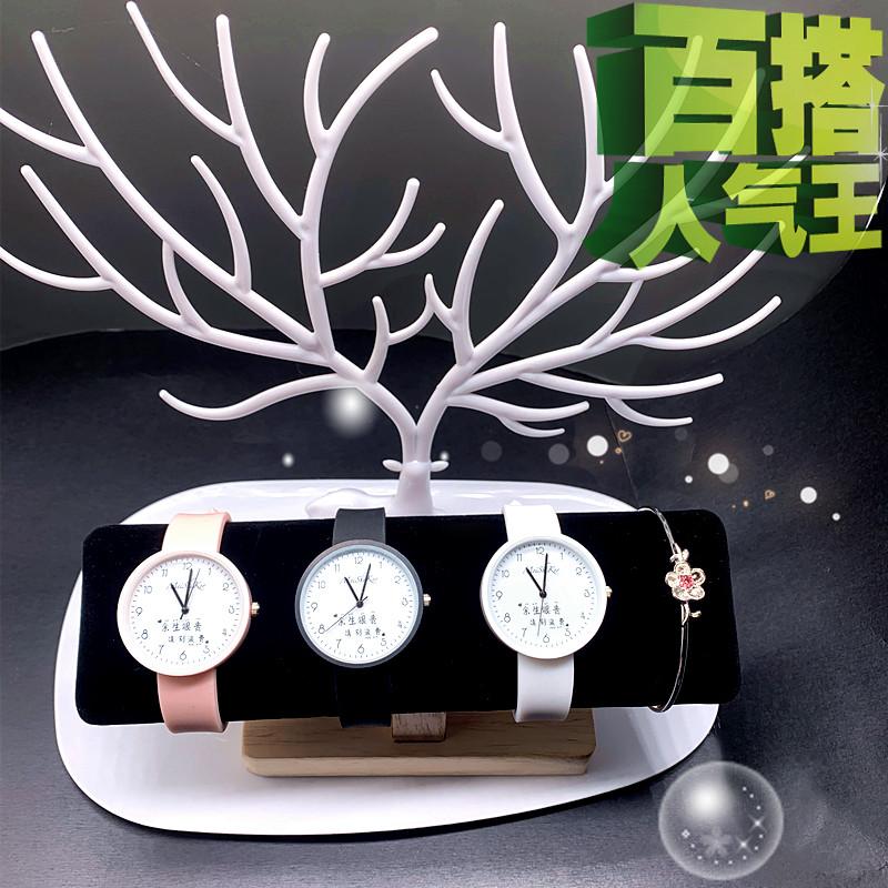 韩版简约款 流行腕表 网红时尚版 百搭 个性 专属文字