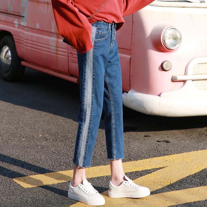 秋季不要穿着厚厚的裤子,这几款新款女裤显的利落又干练
