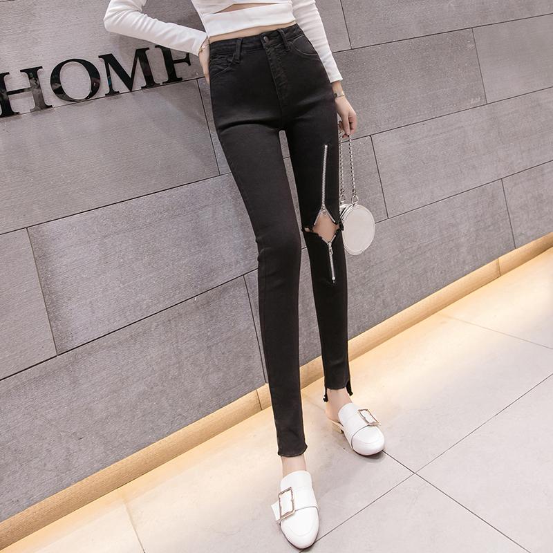 """女人不是只有穿裙子才好看,试试这些""""欧式长裤"""",越穿腿越长"""