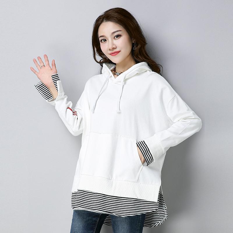 新款假两件小衫+小细跟,当下流行的时尚搭配,贼有女人味