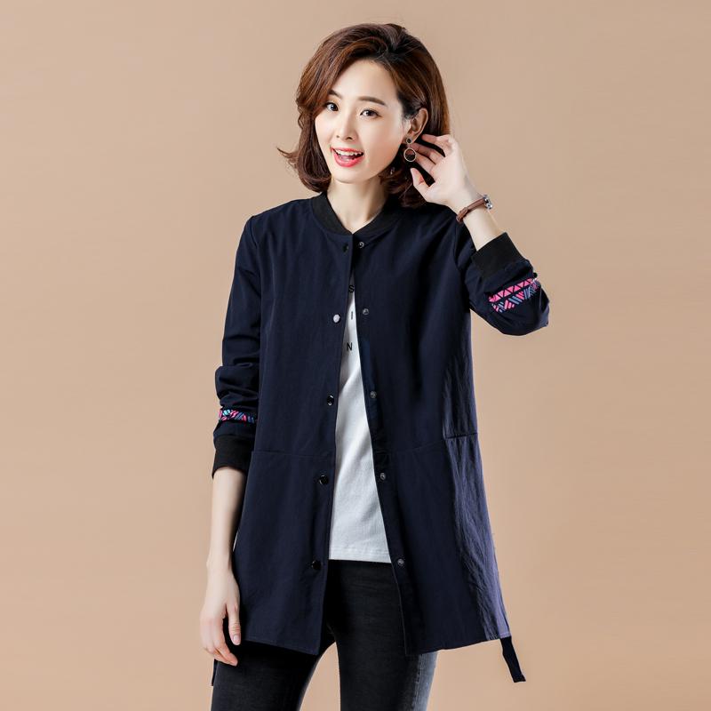 刚上新的薄外套,中秋穿正适合,老婆一口气买5件,上身果然美爆