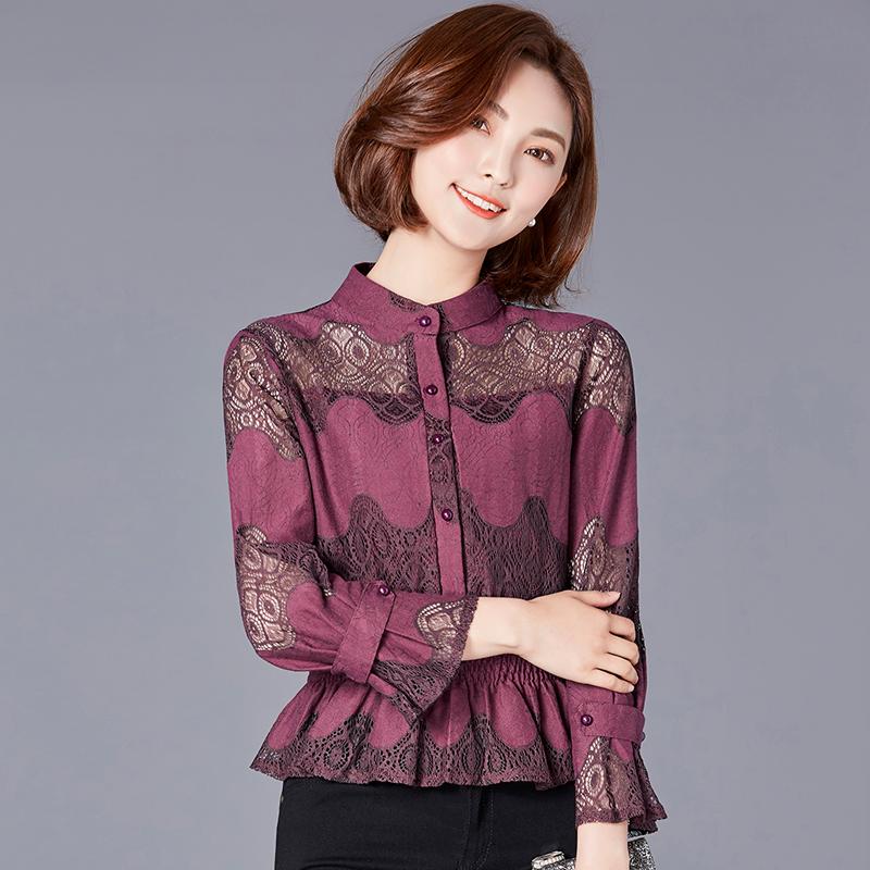 女人40岁,再不打扮就晚了!优雅气质小衫,特别适合这个年龄