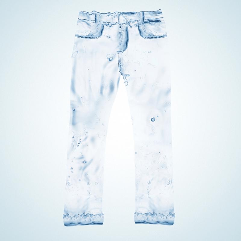 纯棉休闲疏水黑科技防水防污 男士新款长裤优惠券