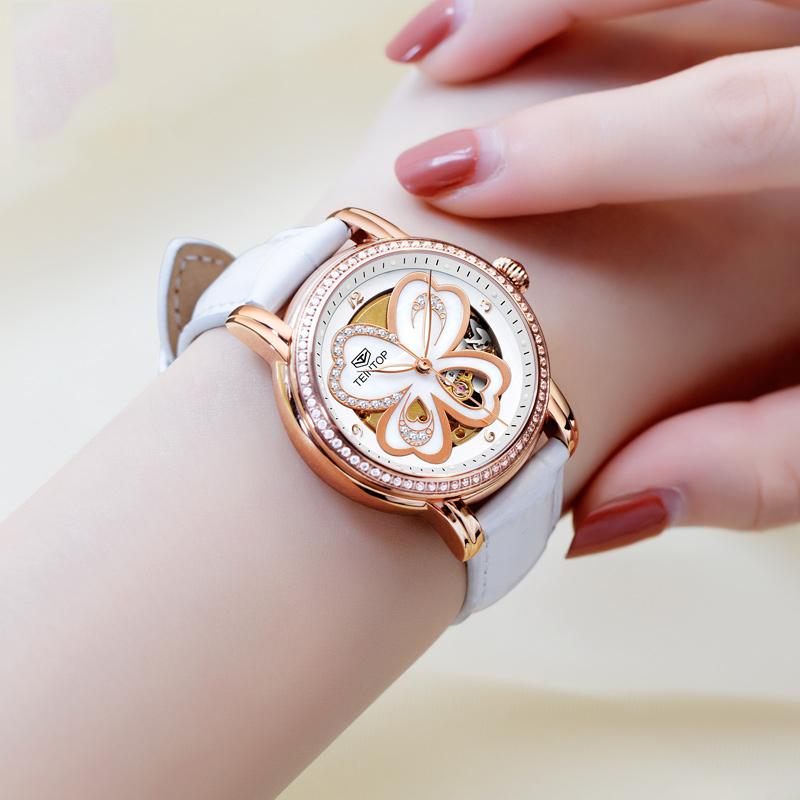 """气质女人戴手表才是真的美,比手链还要美!精致的让人""""嫉妒"""""""