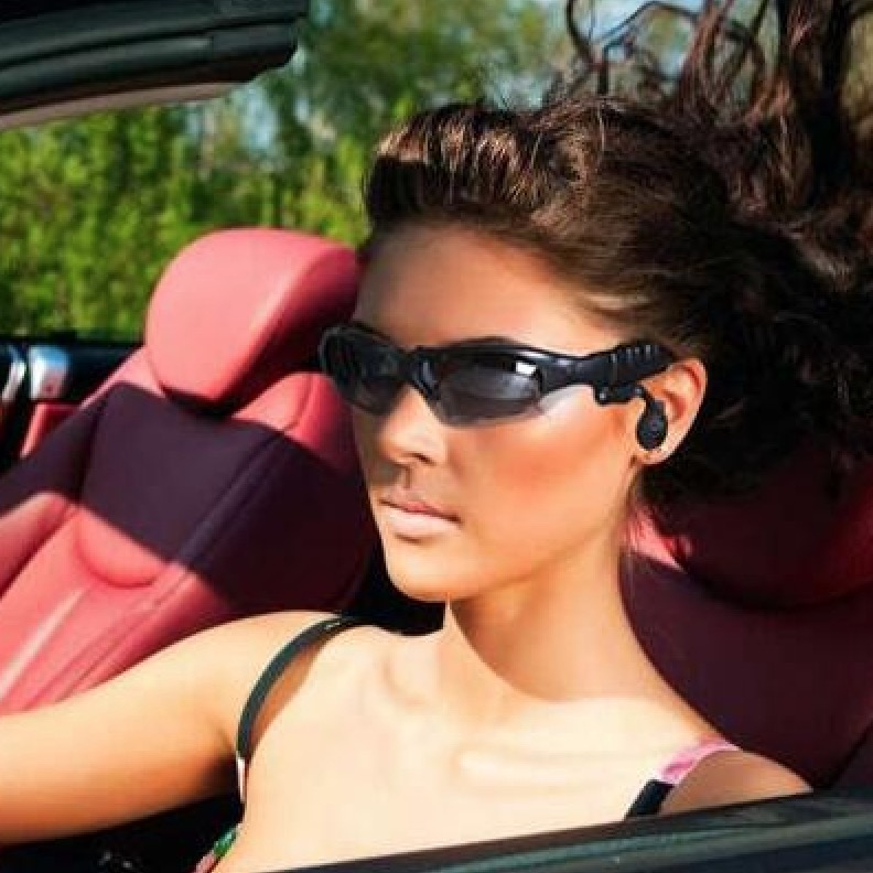 【无线蓝牙眼镜耳机】多功能太阳镜墨镜优惠券