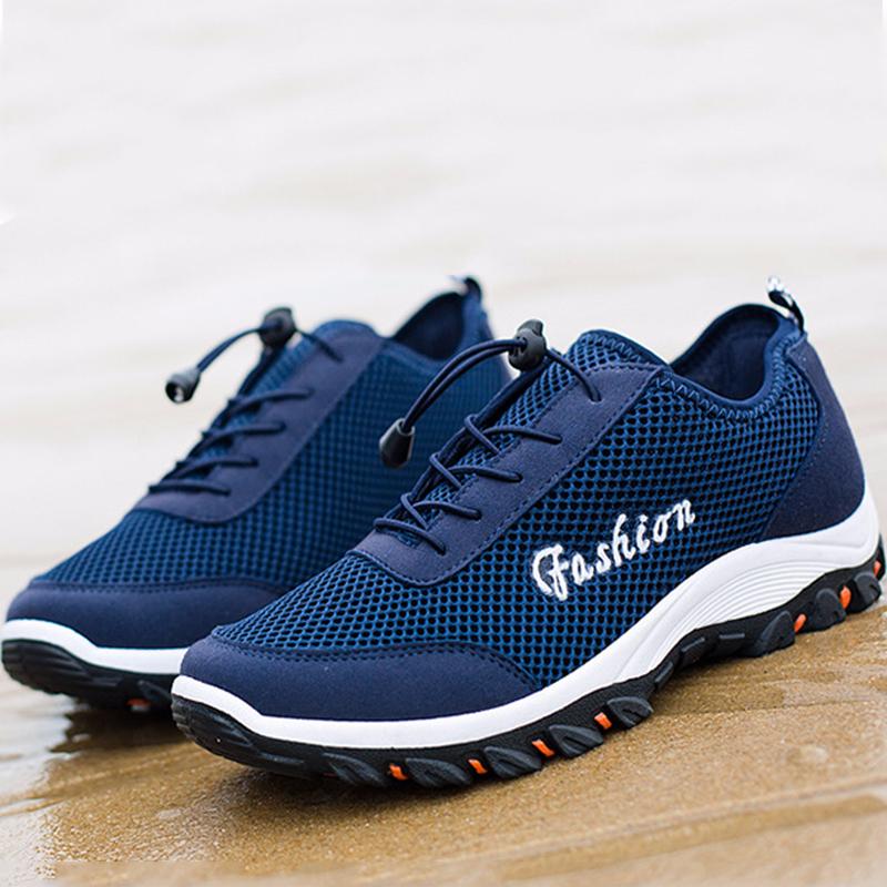 """有一种男鞋叫""""透气鞋"""",轻盈透气,舒爽不臭脚,上脚舒服不想脱"""