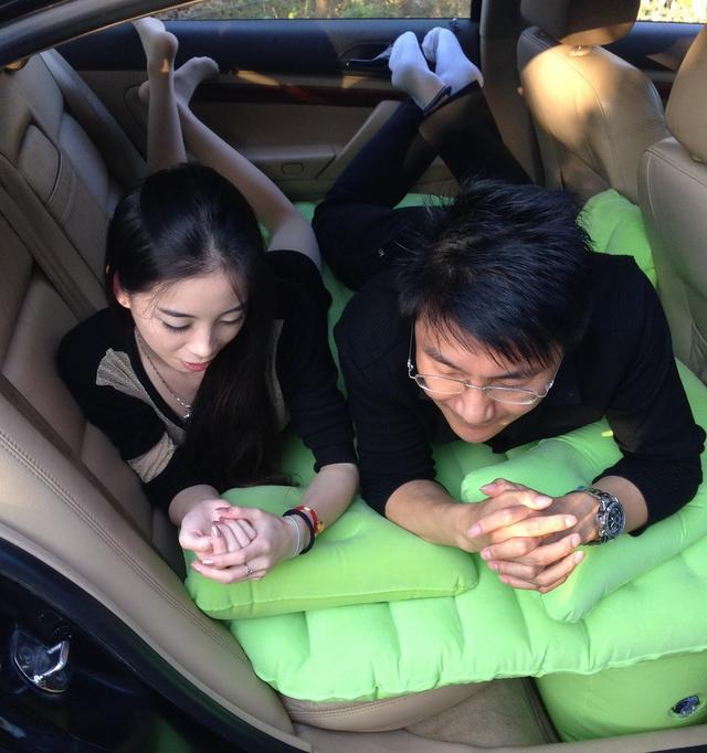 汽车加厚车载旅行床后排充气床垫优惠券