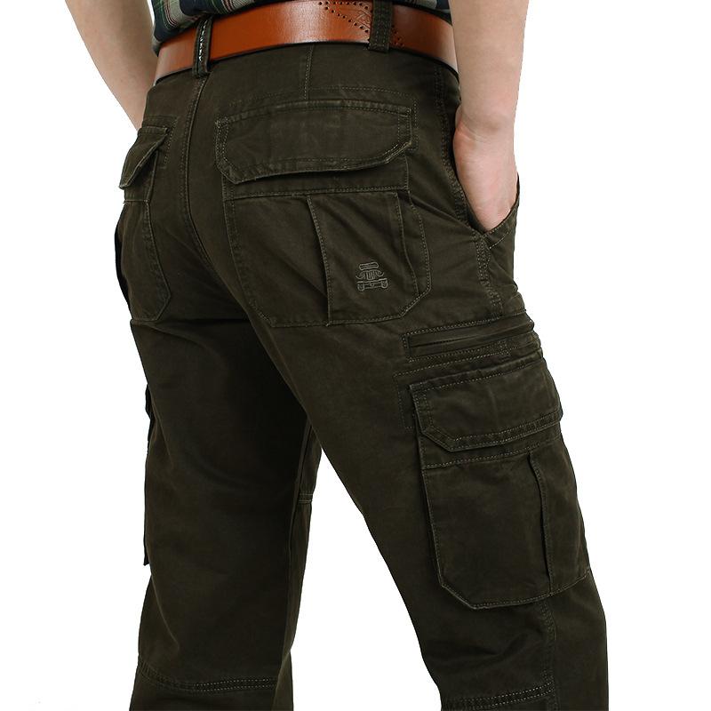 """传统紧身裤下岗了!新式""""工装裤""""一炮走红,不沾灰不褶皱贼舒适"""