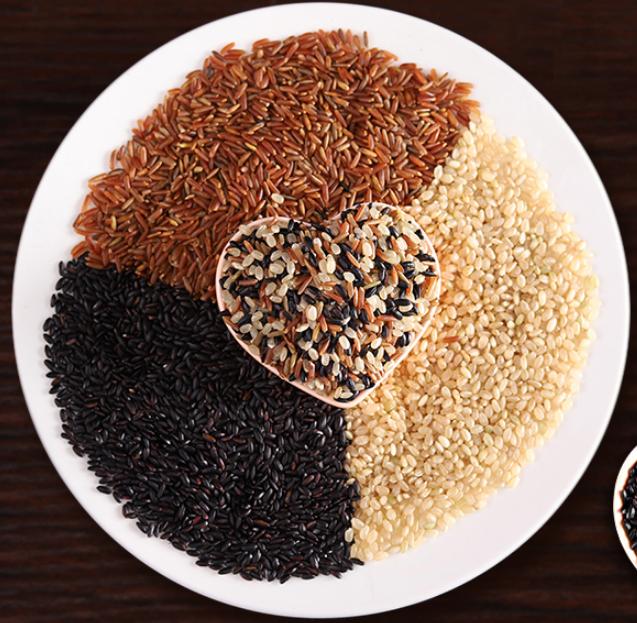 DHB 东北农家三色糙米 胚芽米5斤