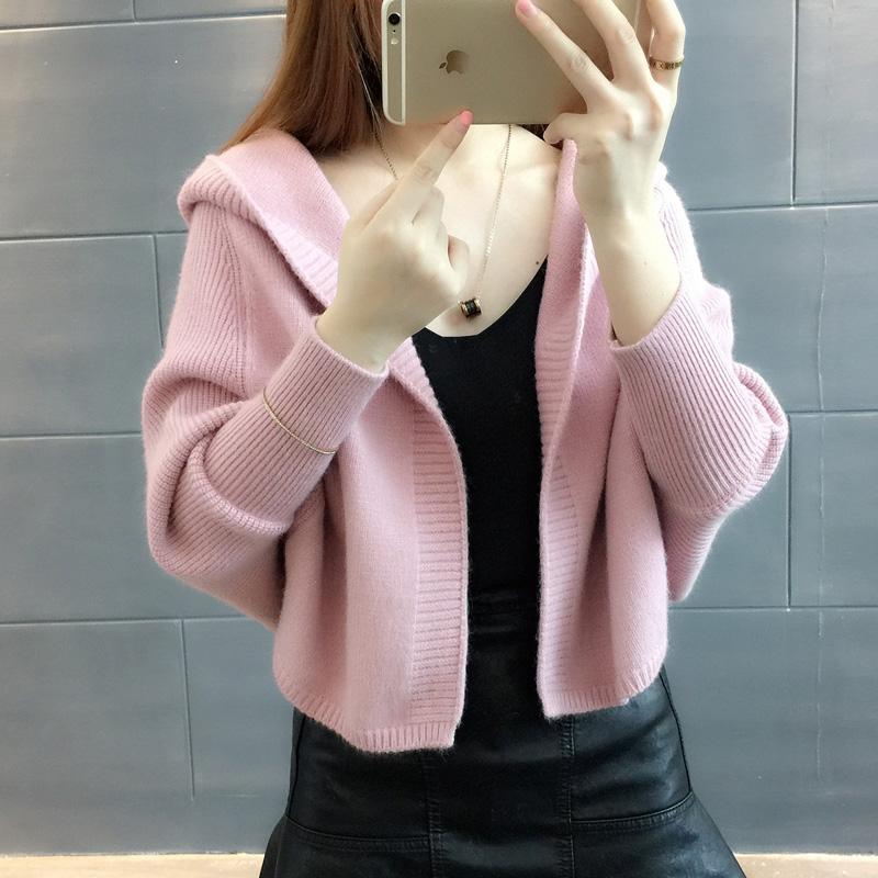 原来今秋流行这种毛衣开衫,洋气减龄,气质丝毫不输风衣