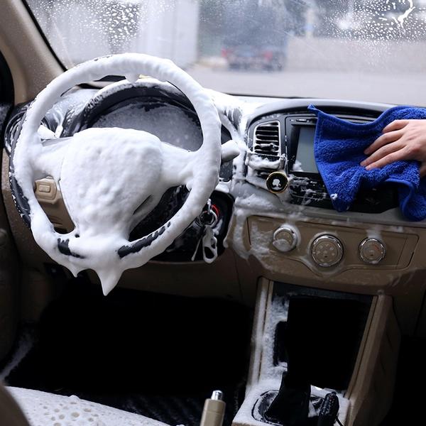 万能泡沫清洗剂 汽车内饰清洗剂优惠券
