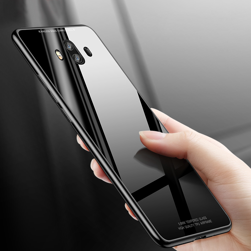 华为mate10/9创意钢化玻璃手机壳优惠券