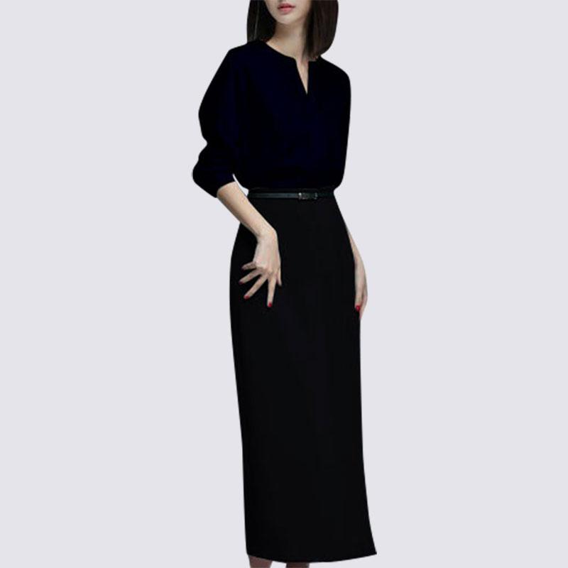 比旗袍还高贵的小黑裙,终于上市了!特别70后女人穿,贼美