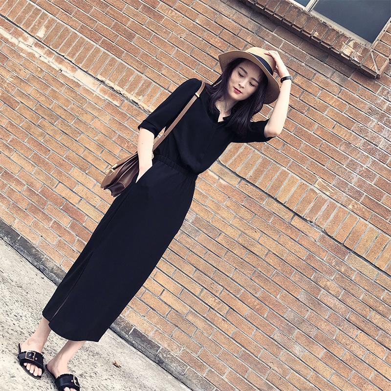 80后女人该穿下图连衣裙,高端大气上档次,谁穿谁美真洋气