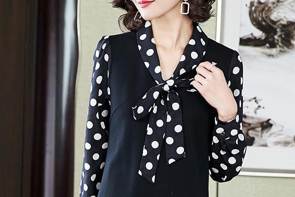 70后女人,如果经济条件不错的话,建议多穿中高端裙,高贵美嫩