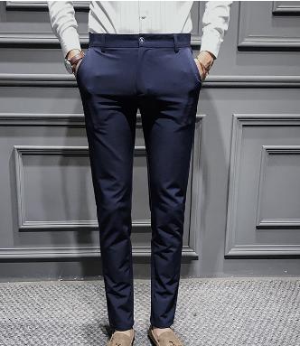 """有一种裤子,叫""""速干裤""""!搭衬衫英俊不凡,适合7080后男人"""