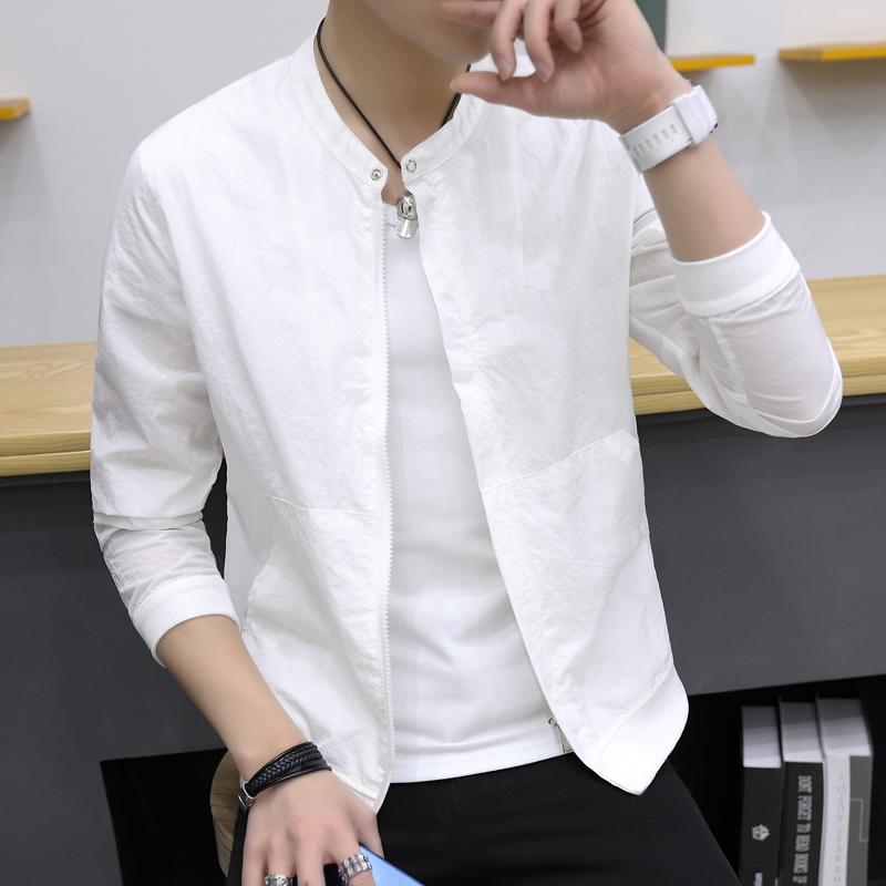 【跑量爆款】夏防晒衣男薄夹克男装超薄透气优惠券