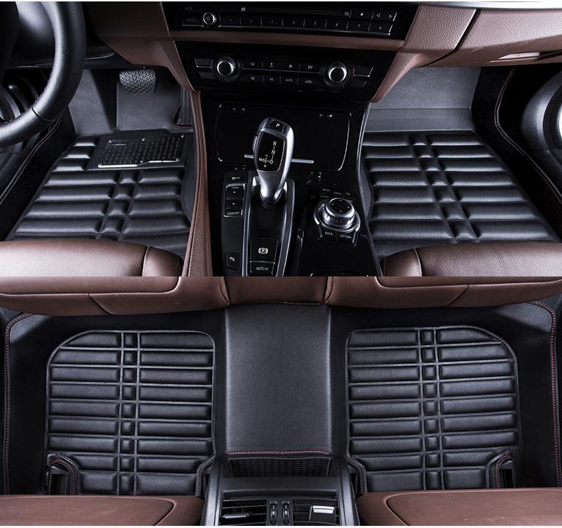 选一副好用的汽车脚垫,不只是防滑耐脏显档次,主要是不能卡油门