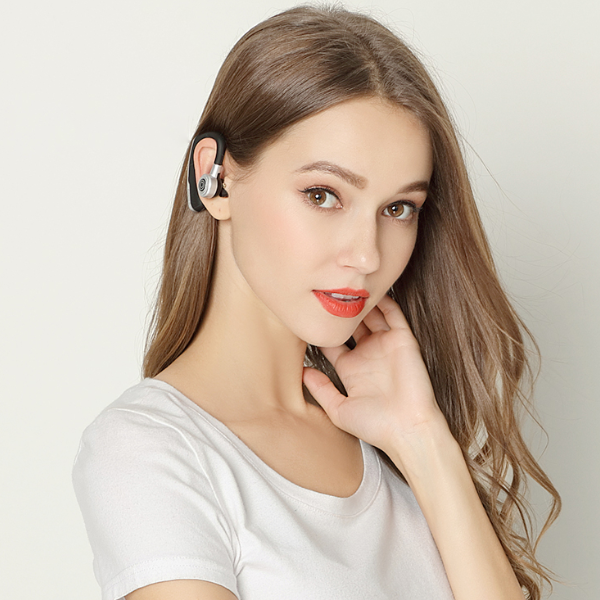 挂耳式无线蓝牙耳机立体声带声控蓝牙V9优惠券