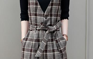 入秋后少买裙,这8款,气质套装,30-51岁女人穿,美上添嫩