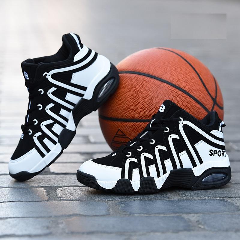 男朋友酷爱打篮球,这款篮球鞋是他生日礼物的不二之选