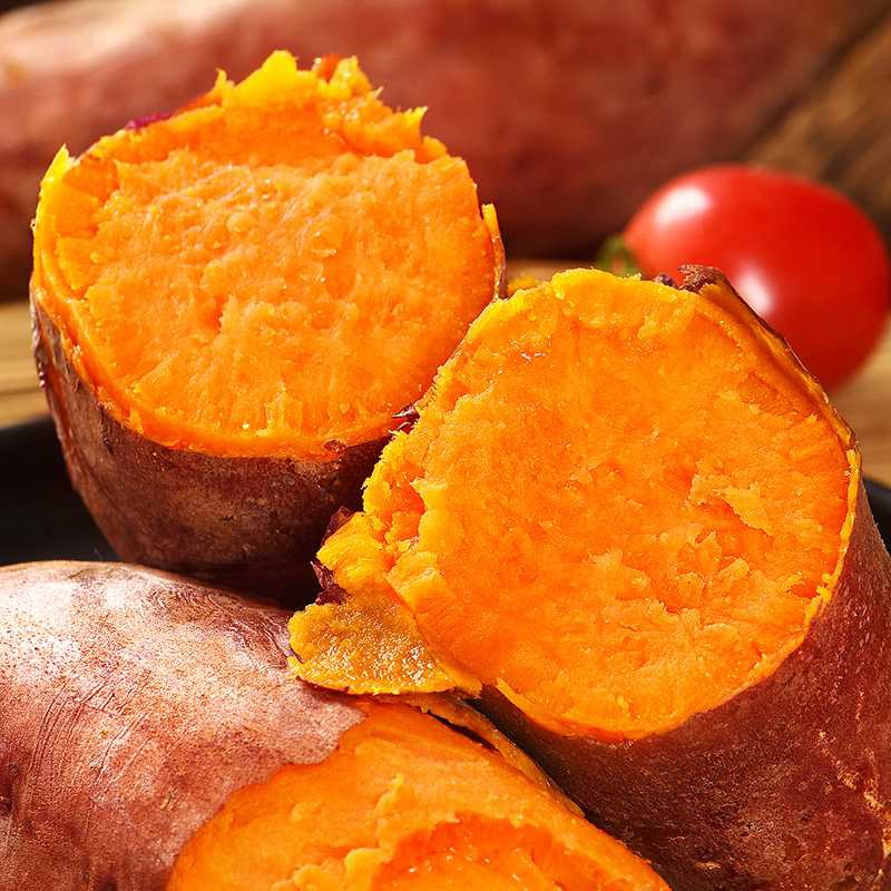 【坏果包赔】云南沙土地蜜薯香甜小红薯5斤/10斤 果园直发