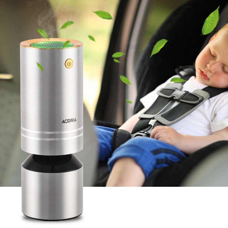 车载空气净化器车内用除尘净化器优惠券