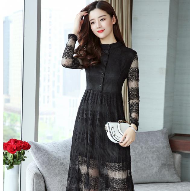 超显气质的秋季连衣裙,让人眼前一亮,时尚百搭女王范儿