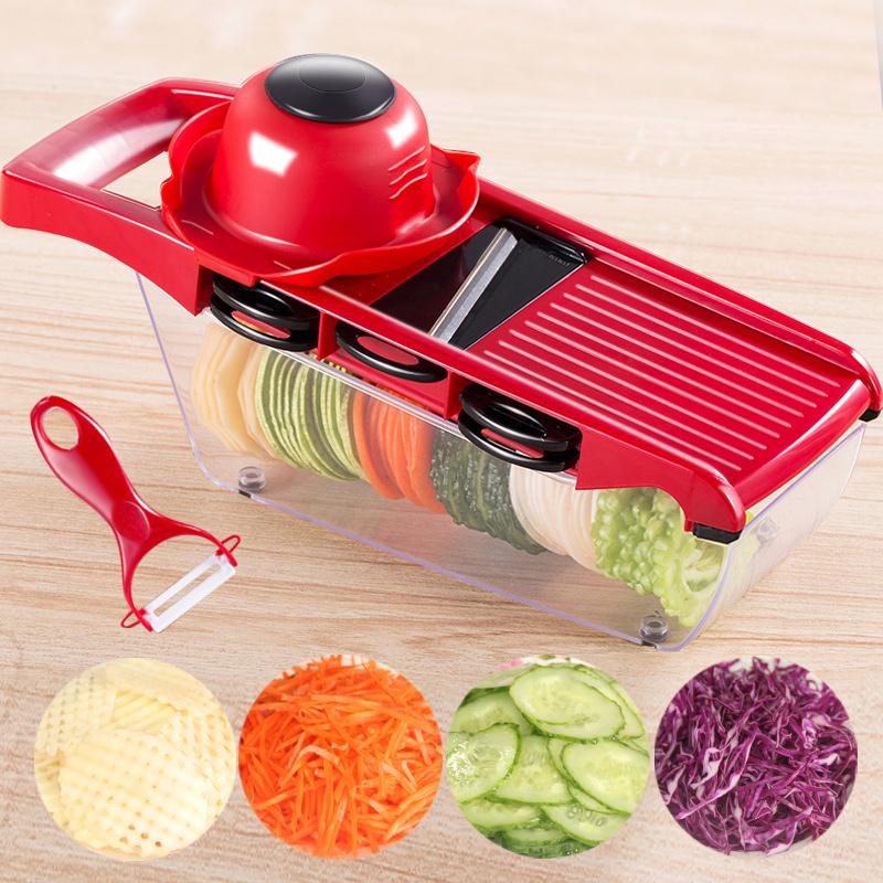 土豆丝切丝器家用厨房用品多功能切菜器优惠券