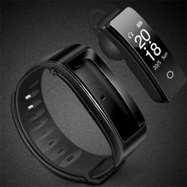 智能手环蓝牙耳机二合一手表式可分拆通话优惠券