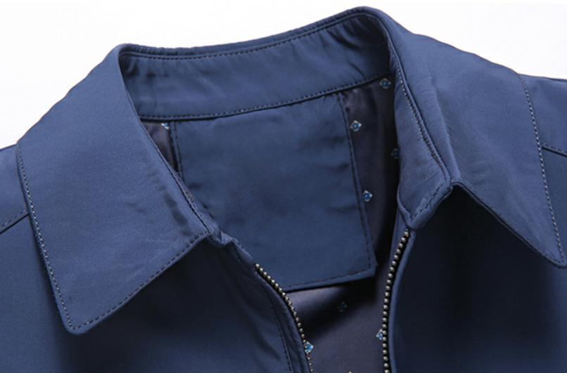 【高品质夹克】中老年休闲夹克外套优惠券