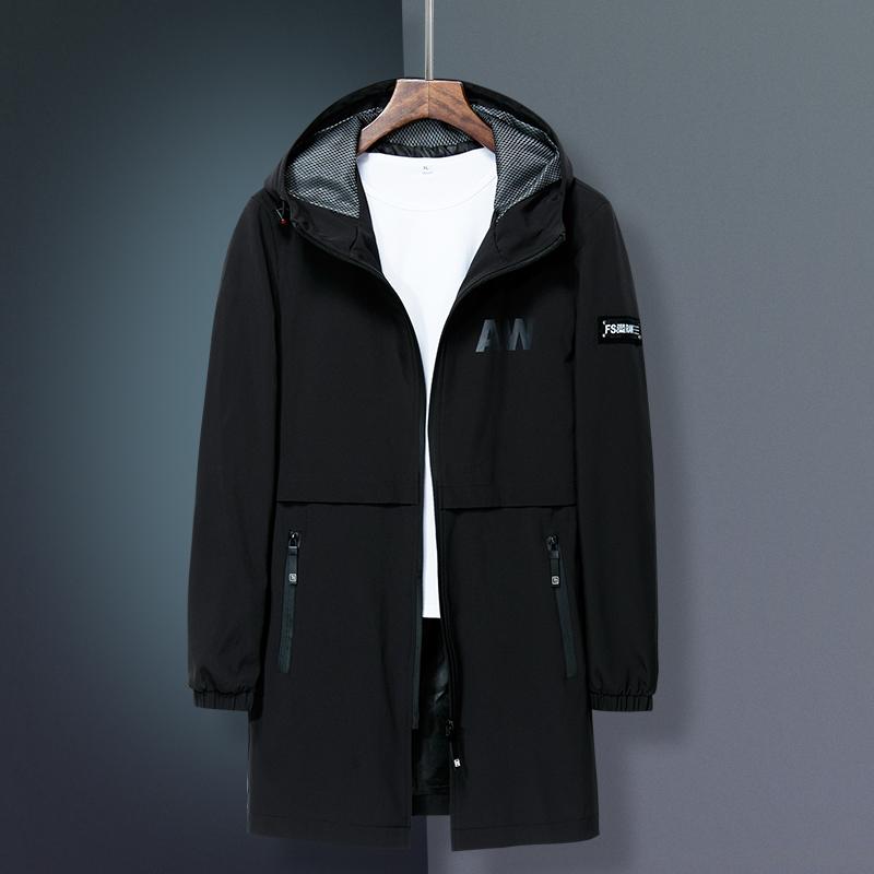 帅气潮流男士风衣,穿上出门回头率百分百,男人见了都想买一件