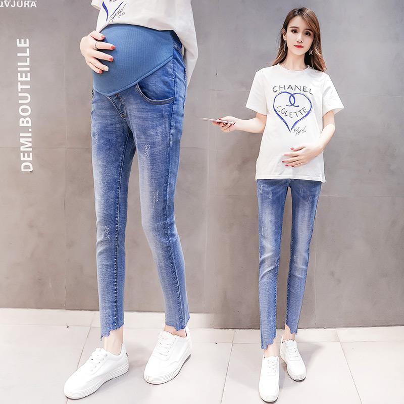 孕妈不能随便穿?这款孕妇裤一件穿到生,让怀孕顺利到底