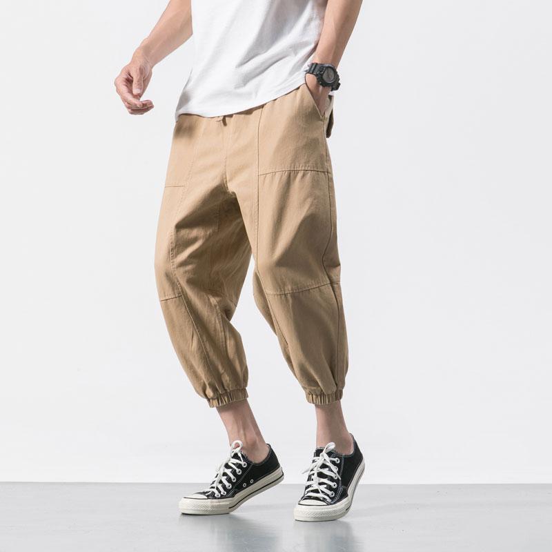 穿着超级舒服的几款男裤,时尚、帅气还很潮,型男就要这么穿