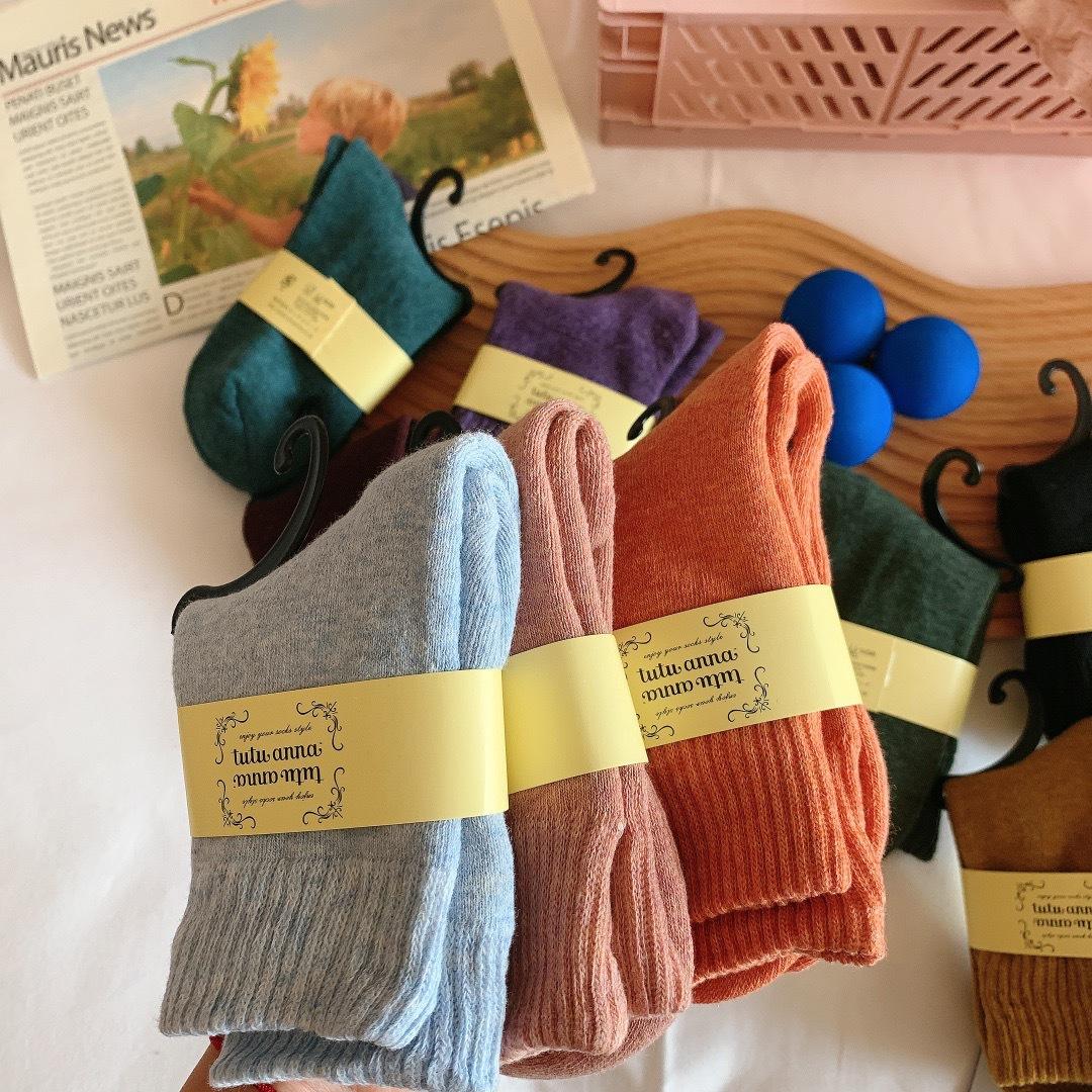 bbyy   日本tutu羊毛袜10双