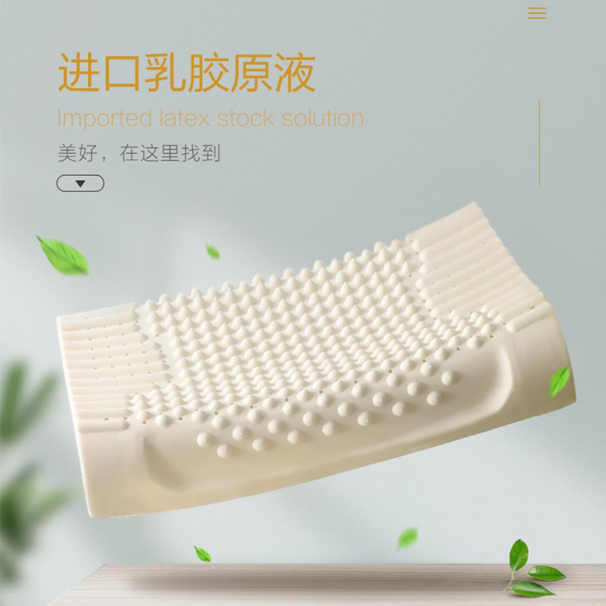 【SX专属40】 百丽丝家纺 逸享枕芯一只装