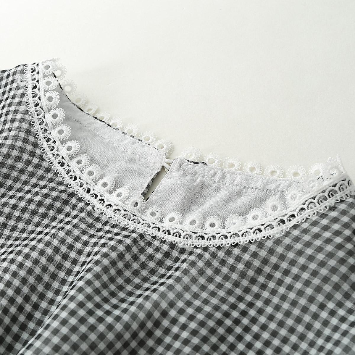 立秋了,老婆把连衣裙全收了,换上这样的秋装,洋气显瘦真好看