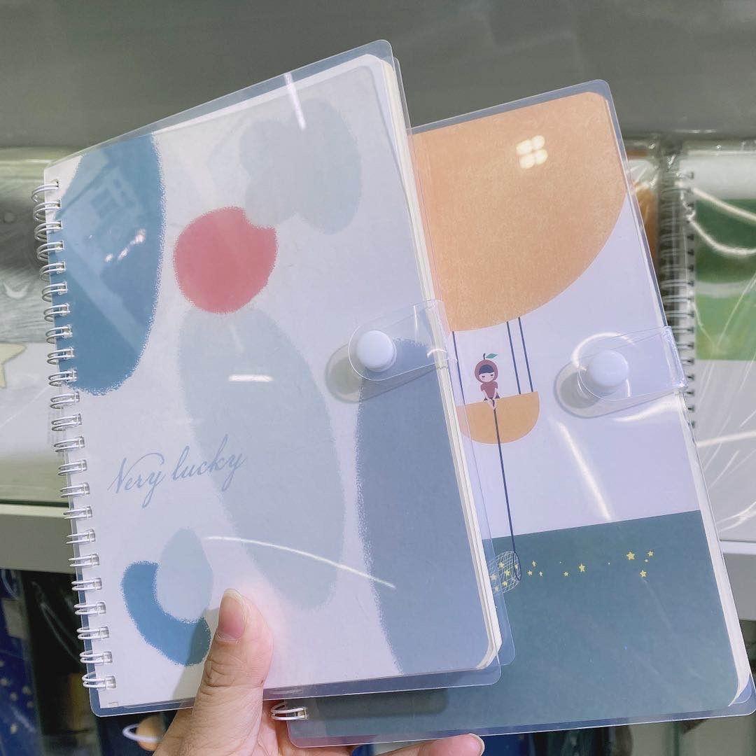 活页本笔记本(拍一发二颜色随机)每本158页